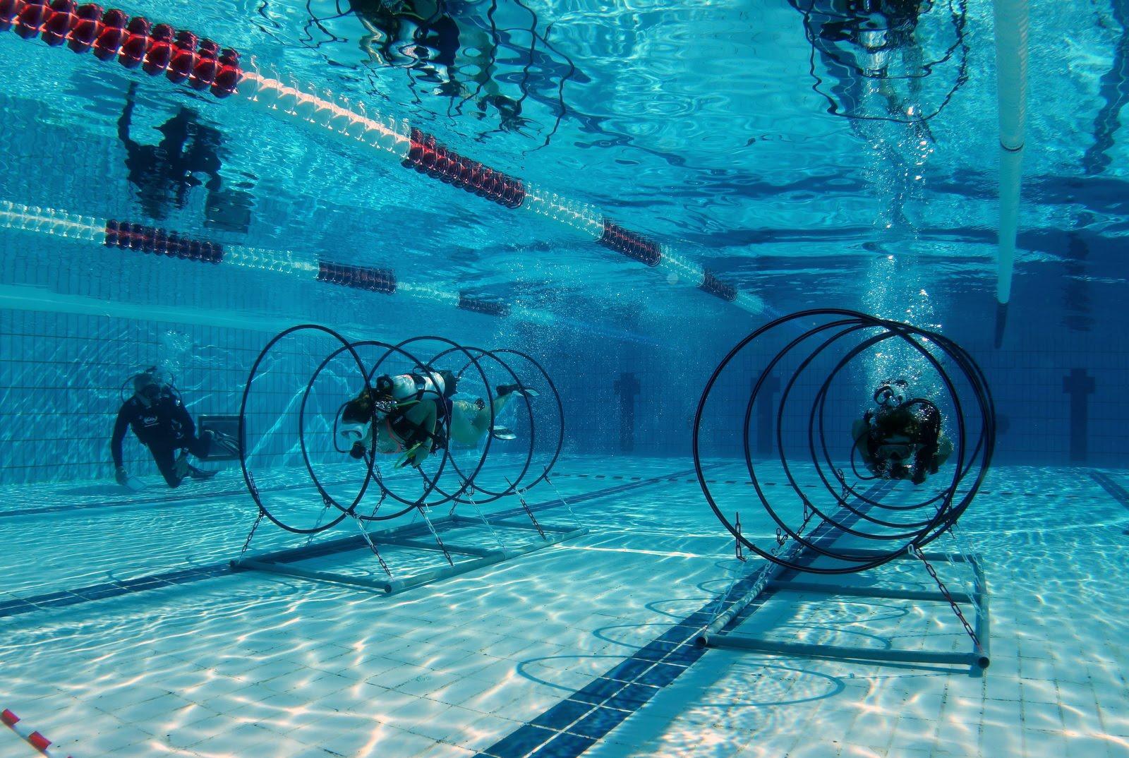 Plongée Sportive Piscine